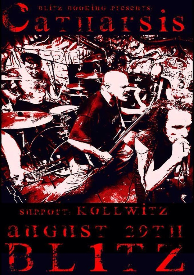 CATHARSIS live poster