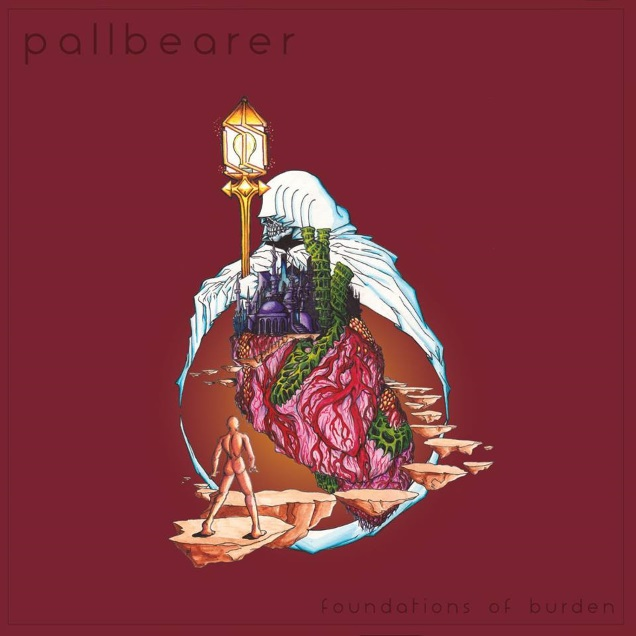 PALLBEARER cover art