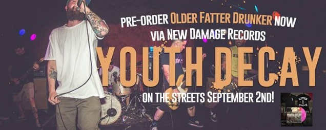 YOUTH DECAY!