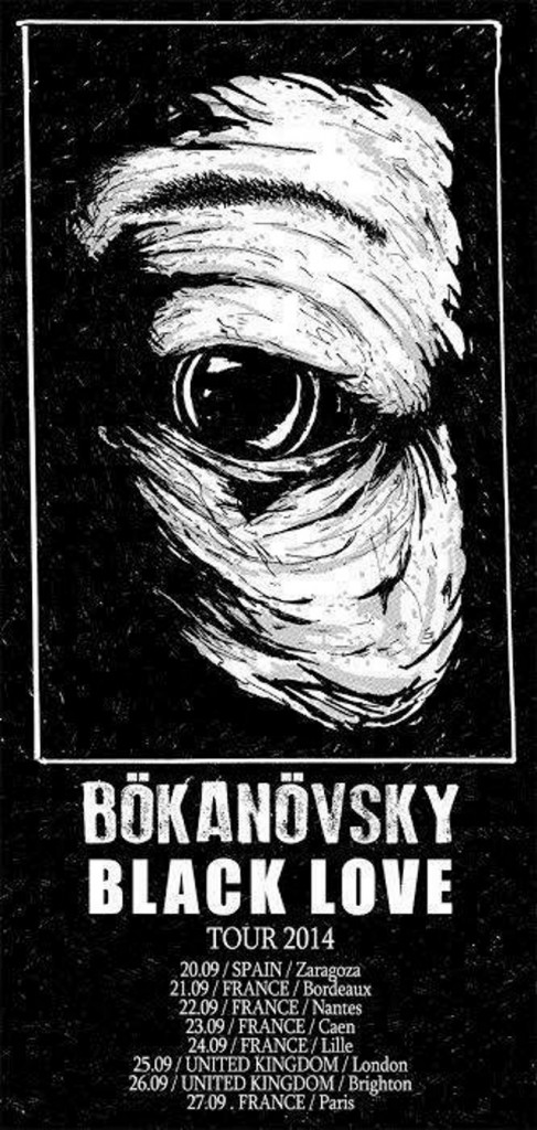 BOKANOVSKY + BLACK LOVE