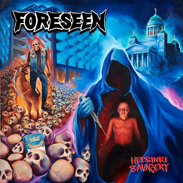 FORESEEN! cover
