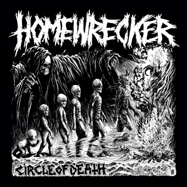 HOMEWRECKER new album