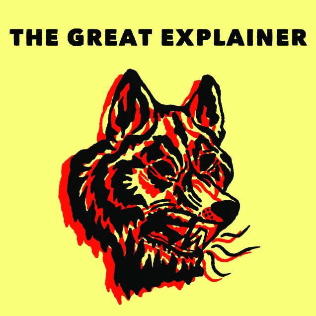 THE GREAT EXPLAINER! cover