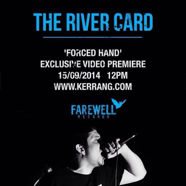 THE RIVER CARD!