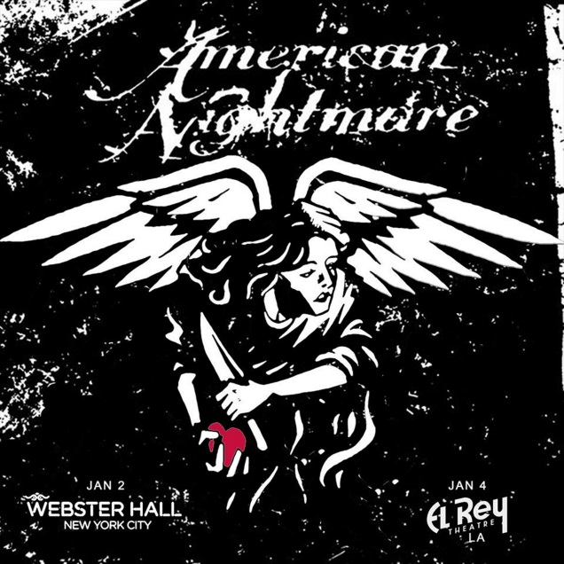 AMERICAN NIGHTMARE reunion shows