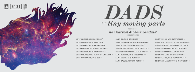DADS on tour