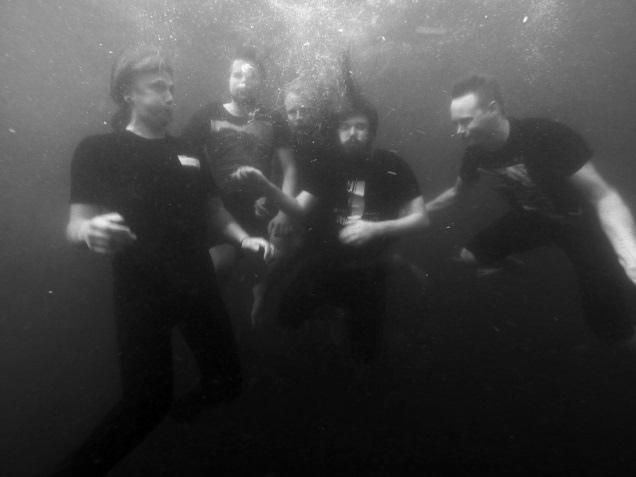 ENEMIES band sinking