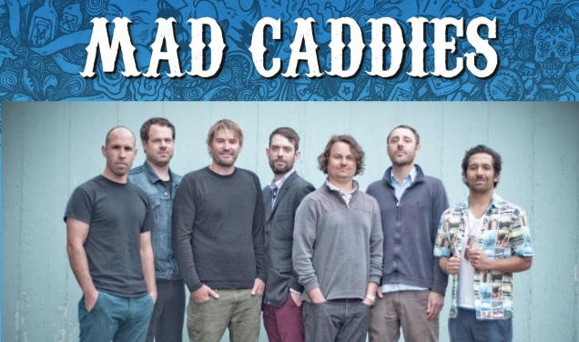 MAD CADDIES band