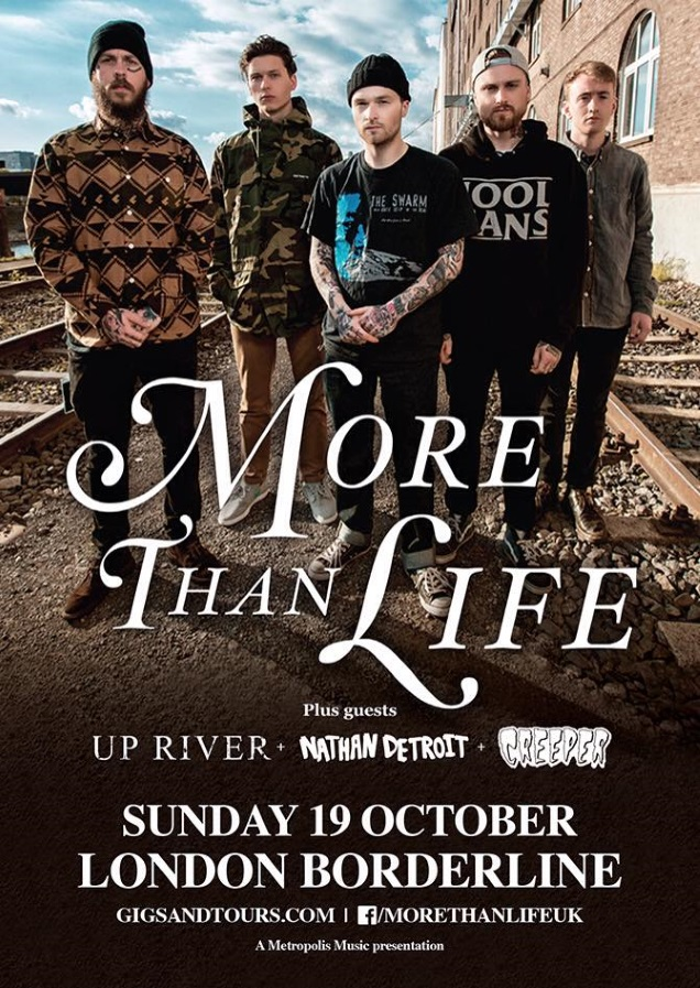 MORE THAN LIFE London show