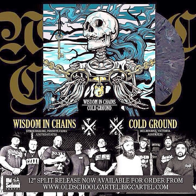 WISDOM IN CHAINS split promo