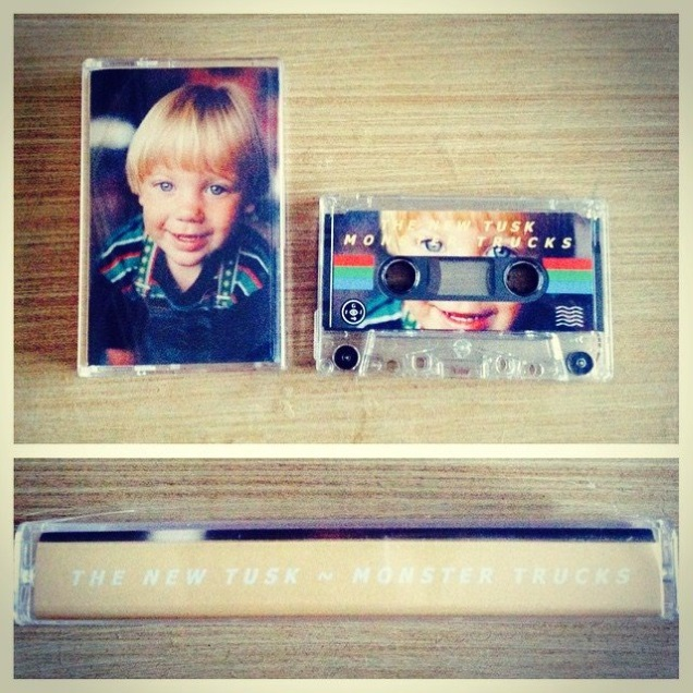 THE NEW TUSK tape