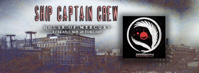 SHIP CAPTAIN CREW promo