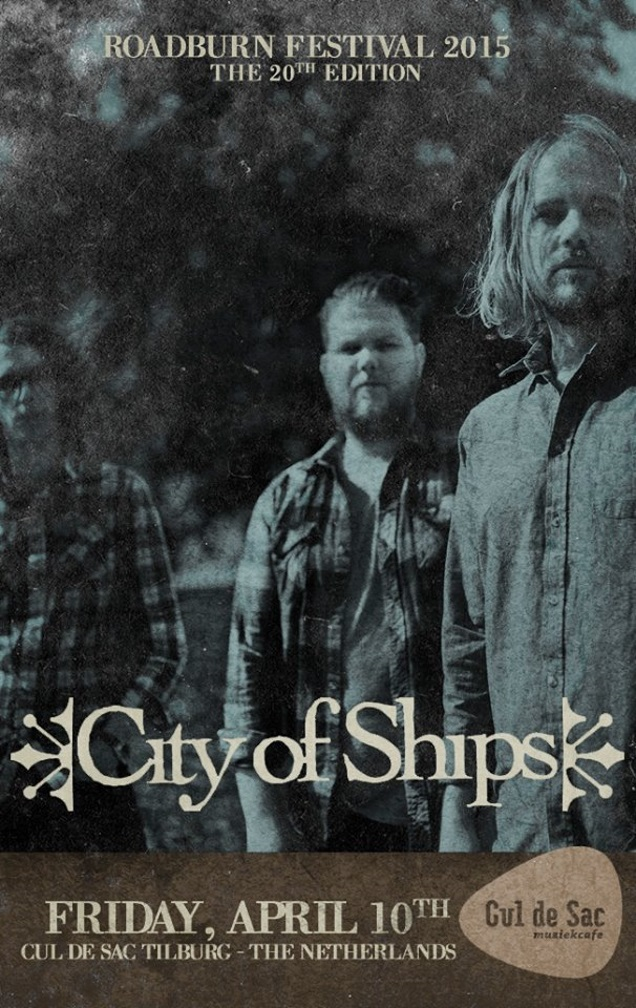 CITY OF SHIPS! live