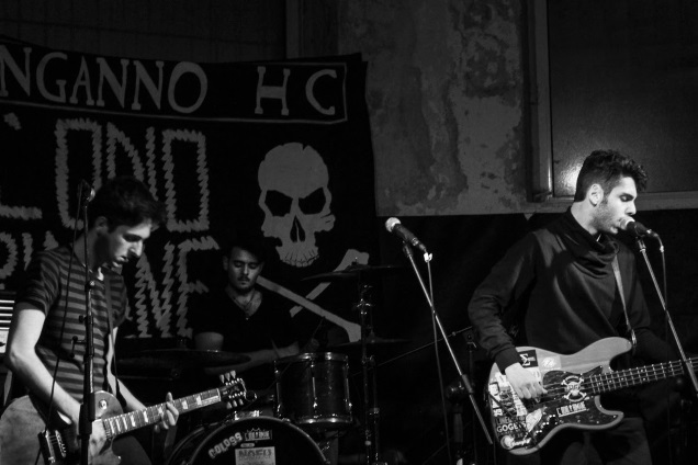 TERAPIA DELL'ODIO live band