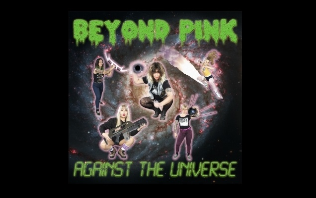 BEYOND PINK cover