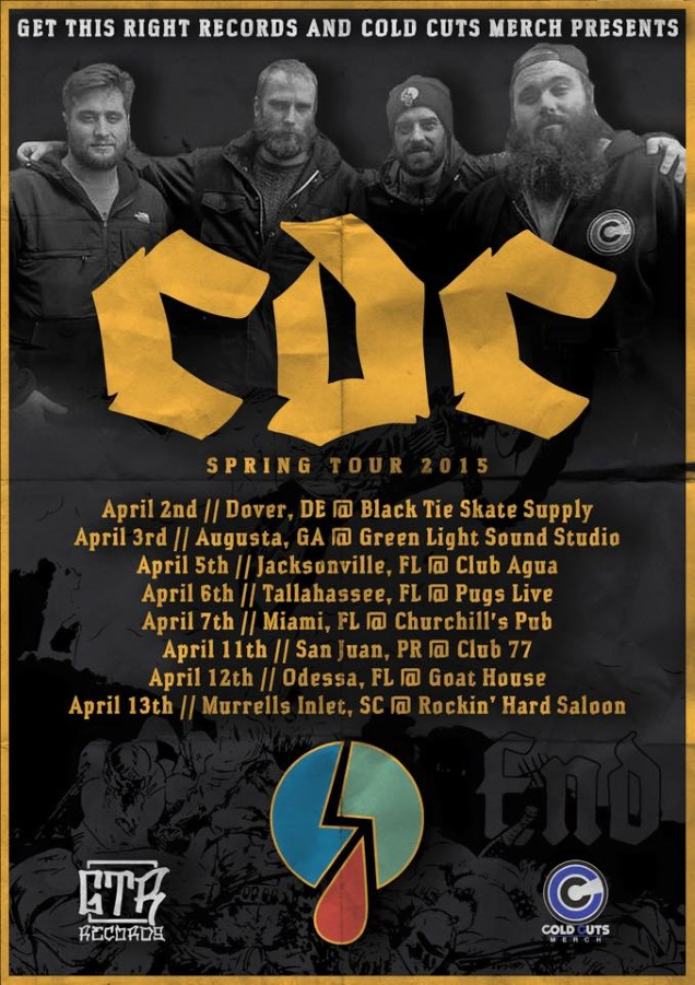 CDC April dates