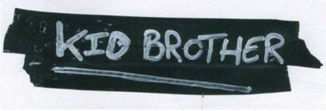 KID BROTHER logo