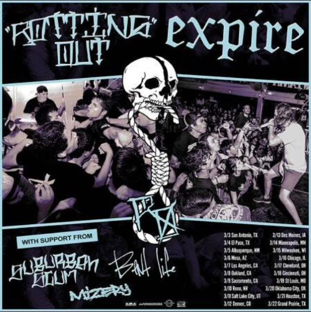 ROTTING OUT live