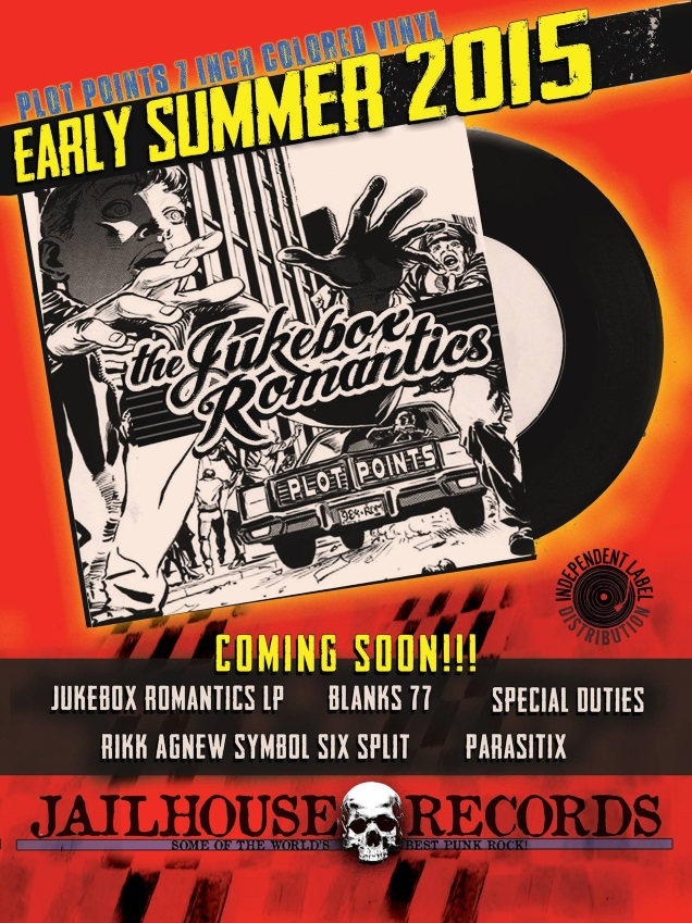 JUKEBOX ROMANTICS promo
