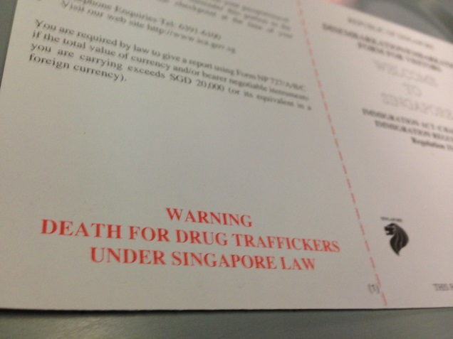 VENGEANCE TODAY in Singapore (1)