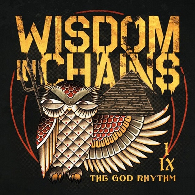 WISDOM IN CHAINS cover