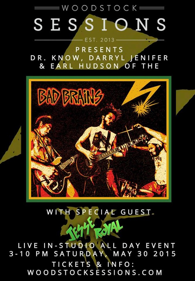 BAD BRAINS! poster