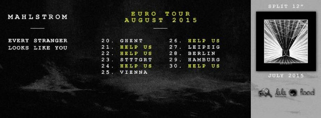 Bands' Tour Dates
