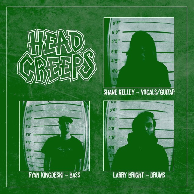 HEAD CREEPS band!