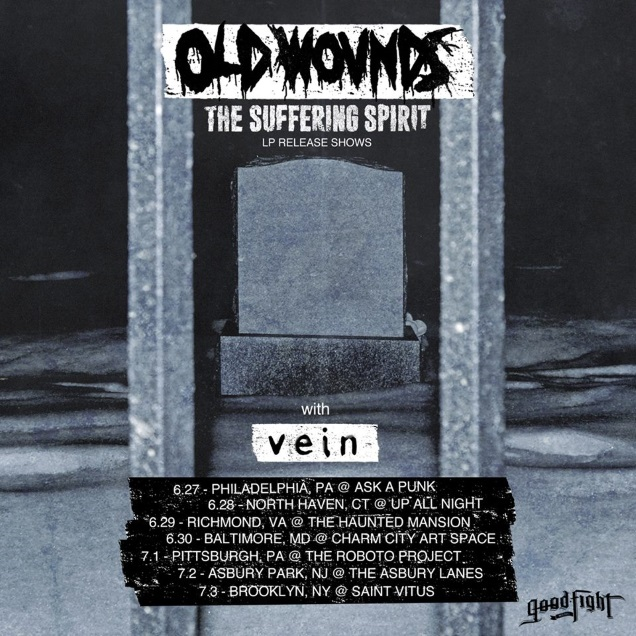 OLD WOUNDS poster