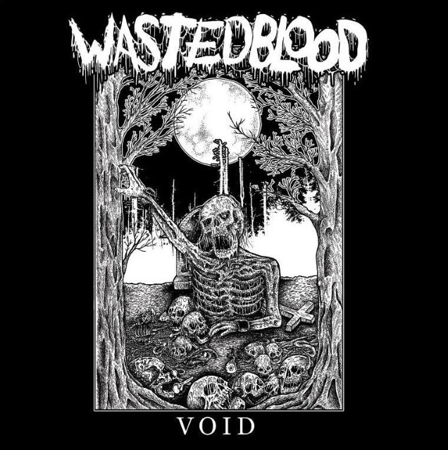 WASTED BLOOD!