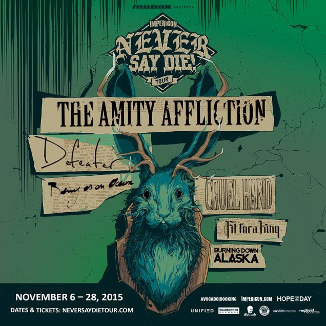 THBE AMITY AFFLICTION