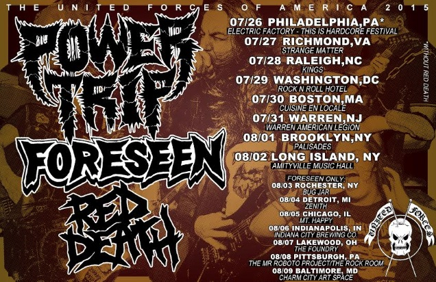 FORESEEN tour!