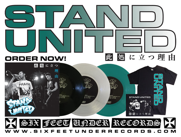 STAND UNITED promo