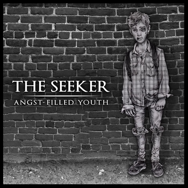 THE SEEKER cover