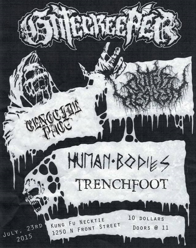 TRENCHFOOT!