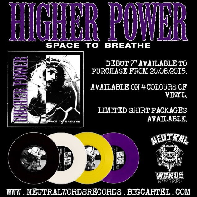 HIGHER POWER EP