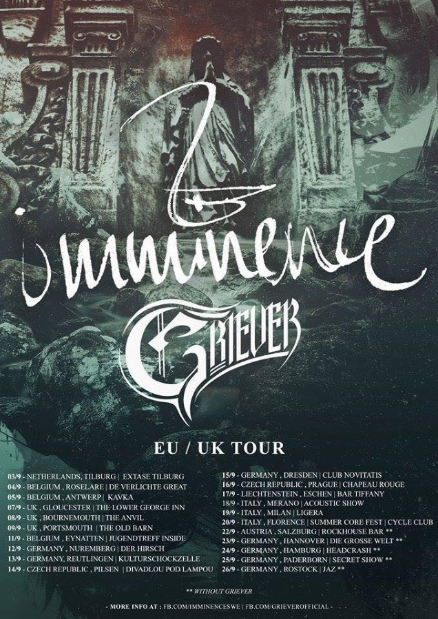 IMMINENCE tour