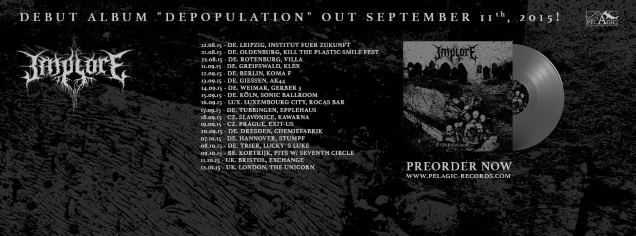 IMPLORE dates