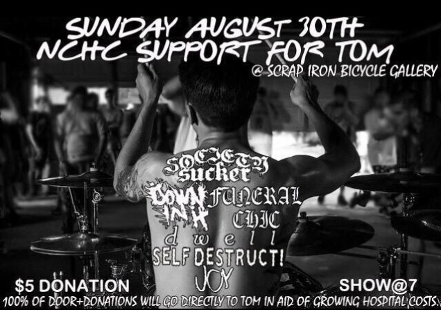 Tom Support Show 2