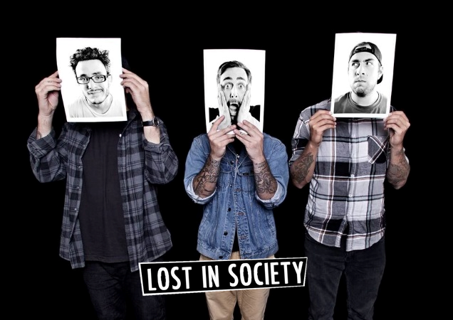 LOST IN SOCIETY! !!!