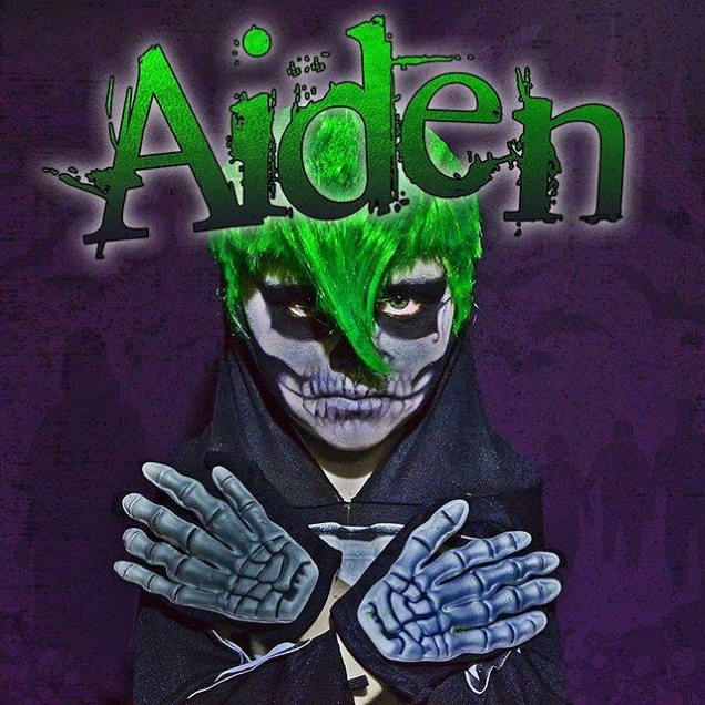 AIDEN cover