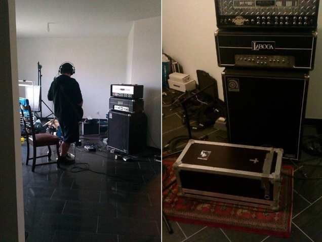 ARMS OF RA recording new EP