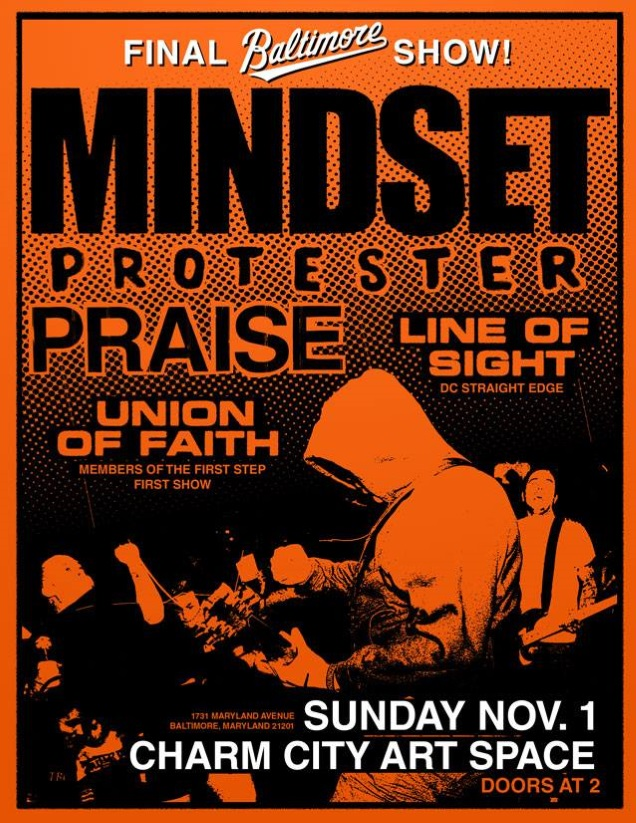 MINDSET final Baltimore show