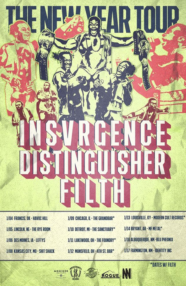 Insvrgence on tour