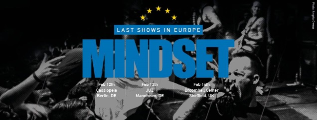 MINDSET final shows