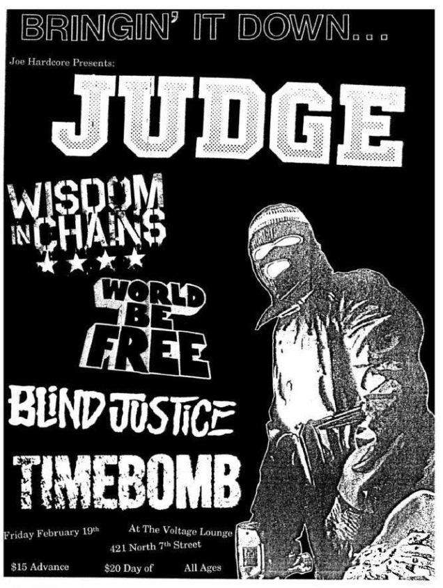 WORLD BE FREE show
