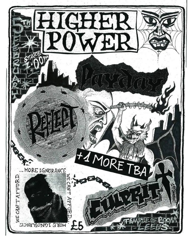 HIGHER POWER Feb show