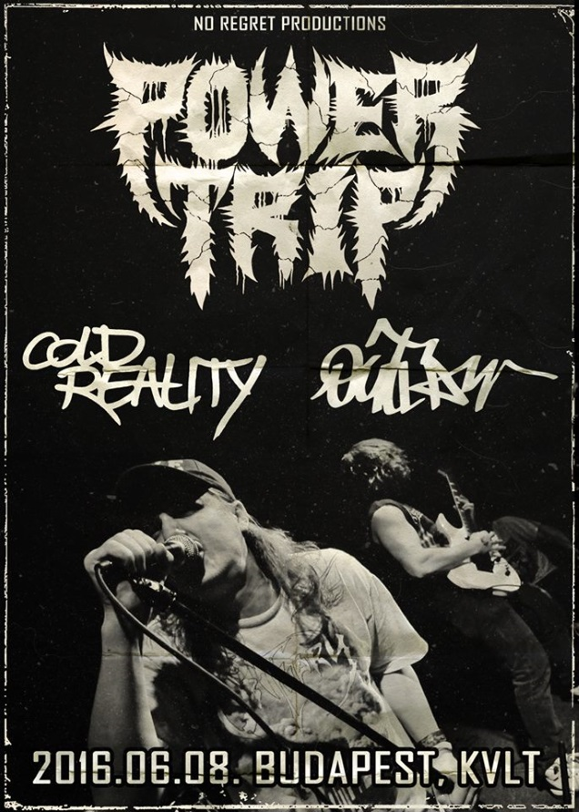 POWER TRIP in Budapest
