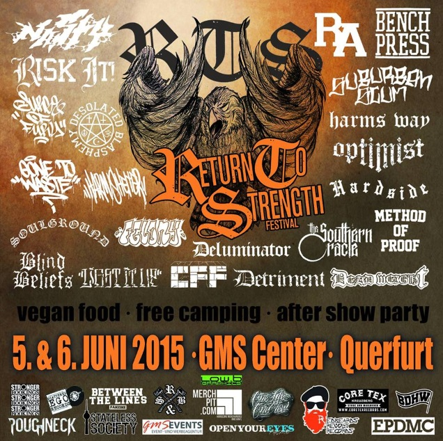 Return To Strength Fest