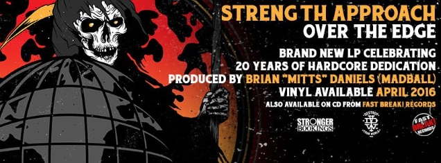 STRENGTH APPROACH new album